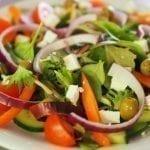 Cara Membuat Salad Sayur untuk Diet Tanpa Mayonaise